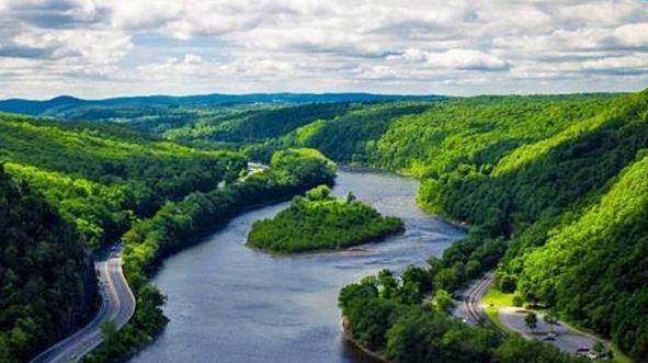 Delaware watershed